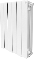 Радиатор биметаллический Royal Thermo PianoForte 500 Bianco Traffico (6 секций) -