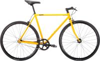 Велосипед Bearbike Las Vegas 700C 540мм 2020-2021 / 1BKB1C181A17 (желтый матовый) -