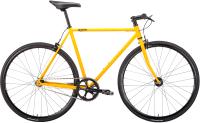 Велосипед Bearbike Las Vegas 700C 580мм 2020-2021 / 1BKB1C181A18 (желтый матовый) -