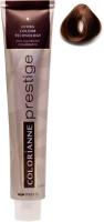 Крем-краска для волос Brelil Professional Colorianne Prestige 6/39 (100мл, темный блонд саванна) -