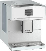 Кофемашина Miele CM 7350 BRWS (бриллиантовый белый) -