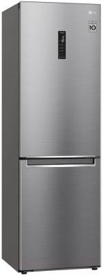 Холодильник с морозильником LG DoorCooling+ GA-B459SMQM