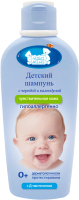 Шампунь детский Наша мама Для чувствительной и проблемной кожи (250мл) -