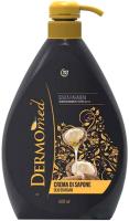 Мыло жидкое Dermomed Крем-мыло с аргановым маслом (600мл) -