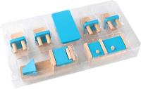 Комплект аксессуаров для кукольного домика Darvish Кухня / DV-T-2624 -