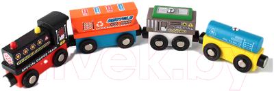 Поезд игрушечный Darvish Поезд с магнитом / DV-T-1582