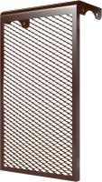 Экран для радиатора ERA 3 ДМЭР (коричневый) -