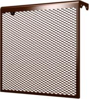 Экран для радиатора ERA 6 ДМЭР (коричневый) -