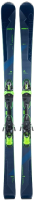 Горные лыжи с креплениями Elan Amphibio 14 TI Fusion X + EMX 11 Fusion X / ABJGFT20+DB292919 (р.168) -