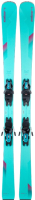Горные лыжи с креплениями Elan Wildcat 76 LS + ELW 9.0 / ACUGKE20+DB703220 (р.158) -