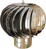 Турбодефлектор вентиляционный ERA ТД-100Ц -