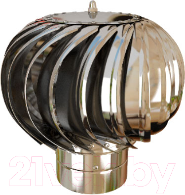 Турбодефлектор вентиляционный ERA ТД-100Ц