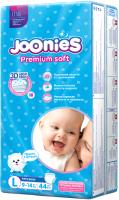 Подгузники-трусики детские Joonies L / 9-14кг (44шт) -