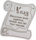 Табличка для бани Моя баня Указ / БГ-2 -
