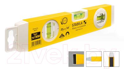 Уровень строительный Stabila 70TМW / 14010