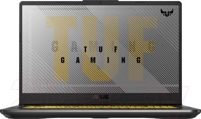 Игровой ноутбук Asus TUF Gaming FX706LI-H7056