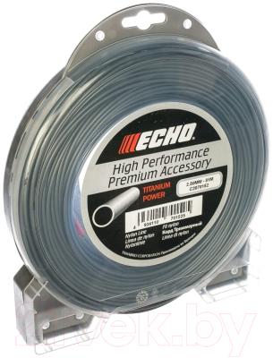 Леска для триммера Echo Titanium Power Line C2070152