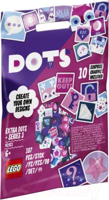 Конструктор Lego Dots Тайлы / 41921