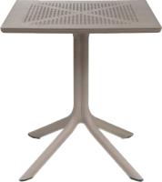 Стол садовый Nardi Clip / 4008410000 (капучино) -