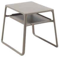 Кофейный столик садовый Nardi Pop / 4004810000 (капучино) -