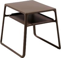 Кофейный столик садовый Nardi Pop / 4004805000 (коричневый) -