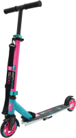 Самокат Y-Scoo RT 125 Mini City Montreal (Pink/Light blue) -