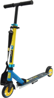 Самокат Y-Scoo RT 125 Mini City Montreal (Yellow/Light Blue) -