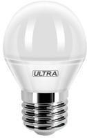 Лампа Ultra LED-G45-5W-E27-3000K -