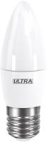 Лампа Ultra LED-С37-8.5W-E27-3000K -