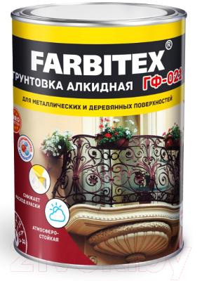 Грунтовка Farbitex ГФ-021