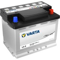 Автомобильный аккумулятор Varta Стандарт 60 R / 560300052 (60 А/ч) -
