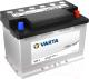 Автомобильный аккумулятор Varta Стандарт 74 R / 574300068 (74 А/ч) -