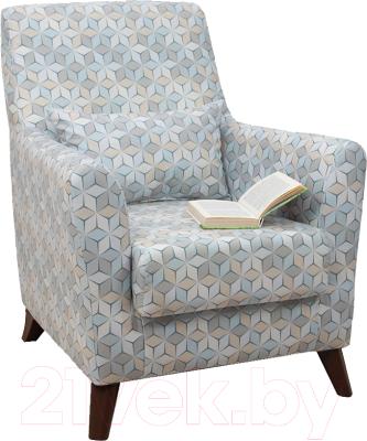 Кресло мягкое Нижегородмебель и К Либерти ТК 218