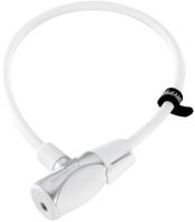 Велозамок Kryptonite Cables KryptoFlex Key Cable / 1265 (белый) -