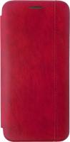 Чехол-книжка Digitalpart Leather Book Cover для Galaxy A51 (красный) -