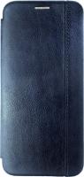 Чехол-книжка Digitalpart Leather Book Cover для Galaxy A51 (синий) -
