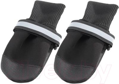 Пинетки для собак Ferplast Protective Shoes / 86801017 (S)