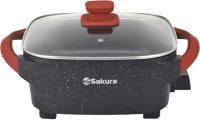 Электрическая сковорода Sakura SA-7714BR -