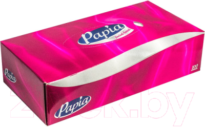 Бумажные салфетки, 4 шт. Papia Косметические