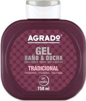 Гель для душа Agrado Traditional  (750мл) -