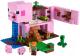 Конструктор Lego Minecraft Дом-свинья / 21170 -