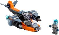Конструктор Lego Creator Кибердрон / 31111 -