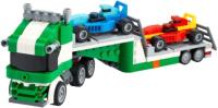 Конструктор Lego Creator Транспортировщик гоночных автомобилей / 31113 -