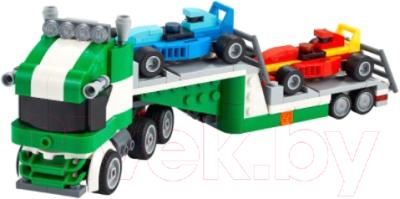 Конструктор Lego Creator Транспортировщик гоночных автомобилей / 31113