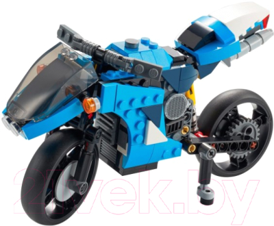 Конструктор Lego Creator Супербайк / 31114 конструктор lego creator 40460 розы