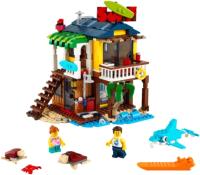 Конструктор Lego Creator Пляжный домик серферов / 31118 -