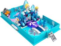 Конструктор Lego Princess Книга сказочных приключений Эльзы и Нока / 43189 -