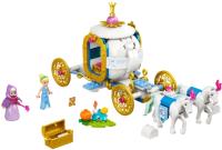 Конструктор Lego Princess Королевская карета Золушки / 43192 -