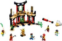 Конструктор Lego Ninjago Турнир стихий / 71735 -