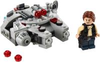 Конструктор Lego Star Wars Микрофайтеры: Сокол тысячелетия / 75295 -